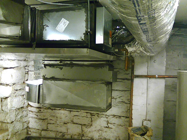 Replacement HVAC System