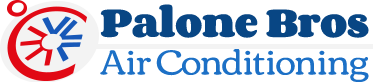 Palone Bros Air Conditioning Logo